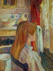 A Woman at Her Window, 1893 by Henri de Toulouse-Lautrec