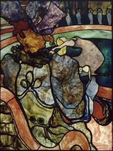 """""""Au nouveau cirque, Papa Chrysanthème"""" by Henri de Toulouse-Lautrec"""