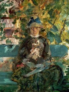 Comtesse Adele-Zoe De Toulouse-Lautrec, the Artist's Mother, 1882 by Henri de Toulouse-Lautrec