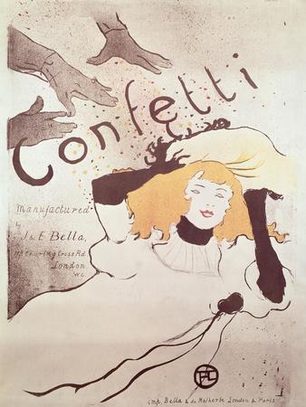 Confetti, 1893