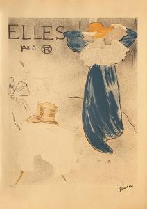 Elles I by Henri de Toulouse-Lautrec
