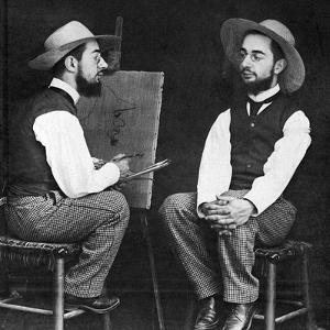 Henri De Toulouse-Lautrec by Henri de Toulouse-Lautrec