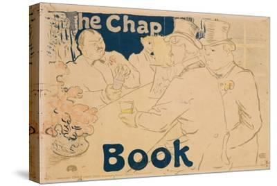 Irish and American Bar, Rue Royale; Poster for 'The Chap Book', 1895