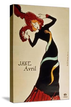 Jane Avril 1899