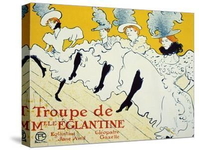 La Troupe De Mlle Églantine, 1896