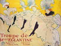 Lautrec: Moulin Rouge-Henri de Toulouse-Lautrec-Giclee Print