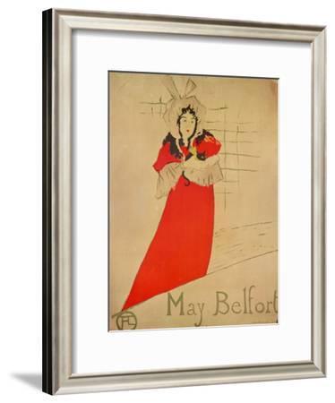 May Belfort, 1895