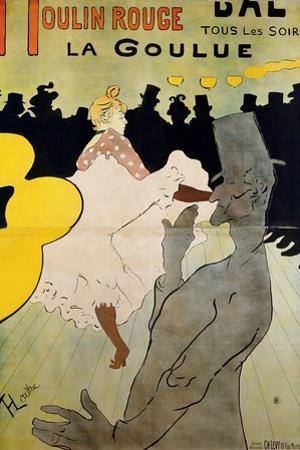 Moulin Rouge: La Goulue, 1891