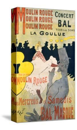 Moulin Rouge-La Goulue