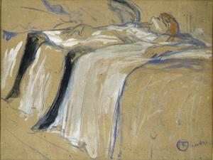 Seule by Henri de Toulouse-Lautrec