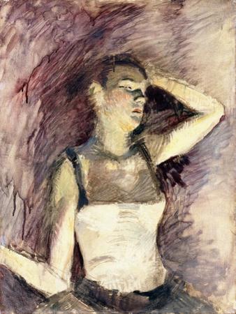 Study of a Dancer, 1888
