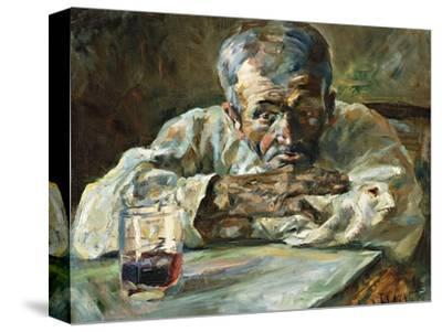 The Alcoholic, Father Mathias