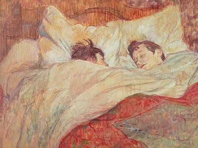 The Bed, circa 1892-95