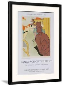 The Englishman by Henri de Toulouse-Lautrec