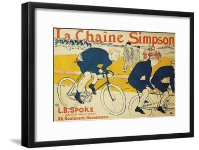The Simpson Chain; La Chaine Simpson, 1896