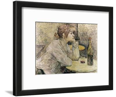 Toulouse-Lautrec, 1889 by Henri de Toulouse-Lautrec