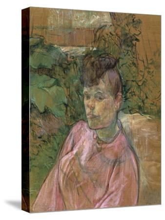 Woman in the Garden of Monsieur Forest, 1889-1891