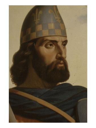 Hugues de France (fils du roi Henri Ier), comte de Vermandois (? - Tarse 1101) - Croisé en 1095