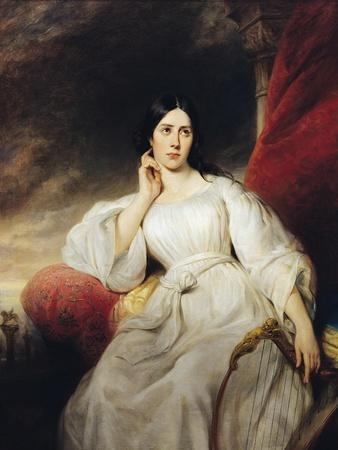 Madame Malibran in the Role of Desdemona, 1830
