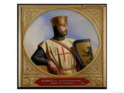 Robert II Le Hierosolymitain, Count of Flanders (D.1111) 1843