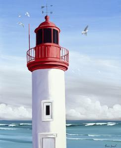 Le Phare by Henri Deuil