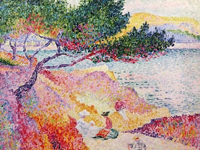 La Plage de Saint-Clair, 1906-07