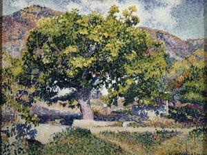 Near My House, 1906 by Henri Edmond Cross