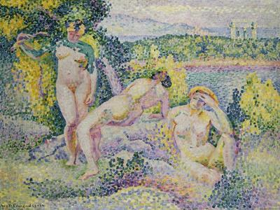 Nymphes, 1906