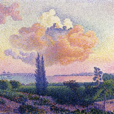 Pink Clouds, C.1896