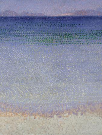 The Iles D'Or (The Iles D'Hyeres, Var), circa 1891-92