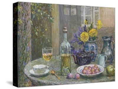 Yellow Dahlias; Les Dahlias Jaunes, 1925