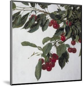 Cherries, c.1883 by Henri Fantin-Latour