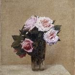 Petunias, 1881-Henri Fantin-Latour-Premium Giclee Print