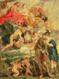 Homage to Rubens by Henri Fantin-Latour