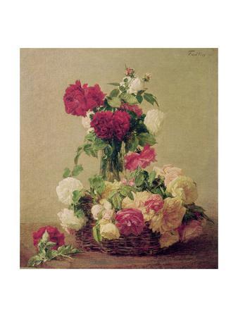 Roses, 1891