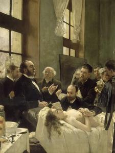 Avant l'opération by Henri Gervex