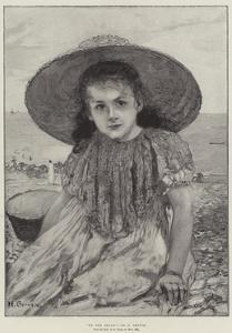 On the Beach by Henri Gervex