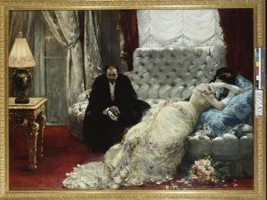 Return from the Ball, 1879 by Henri Gervex