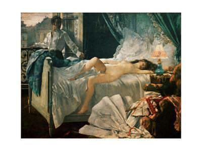 Rolla, 1873 Oil on canvas, 173 x 200 cm.