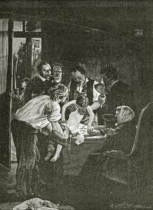 Souvenir De La Nuit Du 4, 19th Century by Henri Gervex