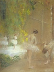 The Ballerinas, c.1894 by Henri Gervex