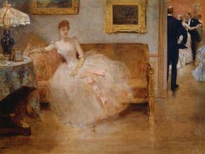 The Dance, 1890 by Henri Gervex