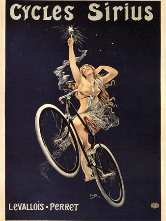 Cycles Sirius, 1899
