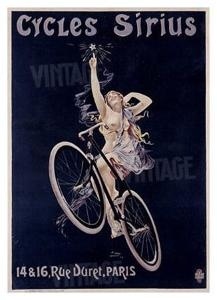 Cycles Sirius by Henri Gray