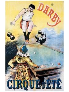 Darby Cirque d'Ete by Henri Gray