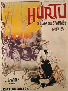 Hurtu, circa 1900 by Henri Gray