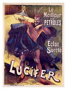 Lucifer by Henri Gray