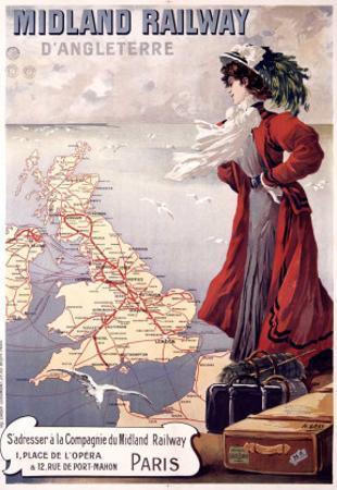 Midland Railway by Henri Gray