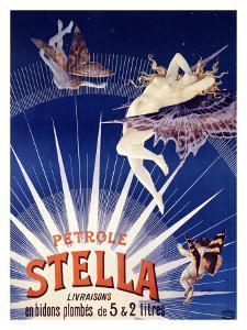 Petrole Stella by Henri Gray