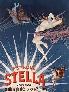 Pétrole Stella by Henri Gray